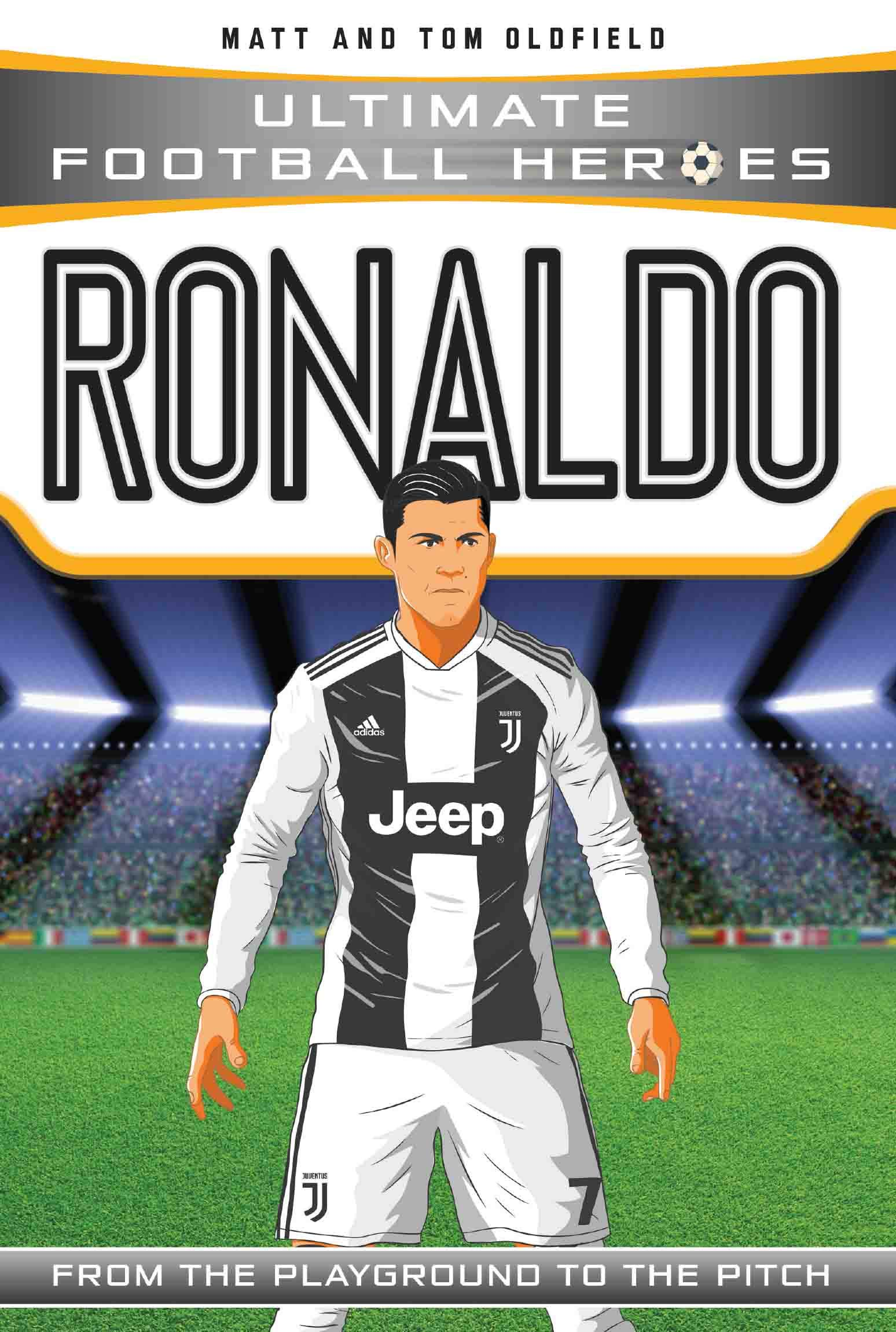 Ronaldo (Ultimate Football Heroes) - Collect Them All!: Real Madrid