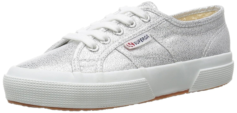 031 40 Superga 2750Lamew Sneaker Donna Argento Silver Scarpe 031 che