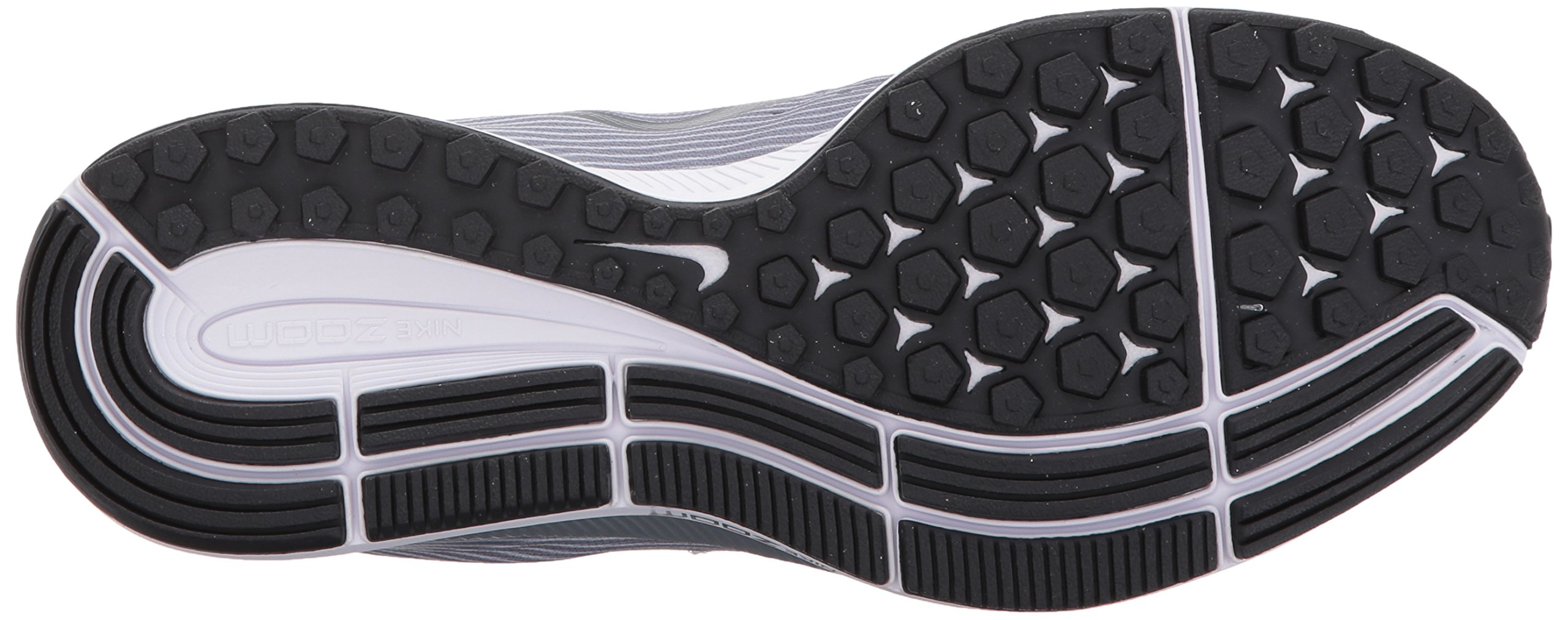 Nike Women's Air Zoom Pegasus 34 Running Shoes-Pure Plantinum/Antracite-6 by Nike (Image #3)
