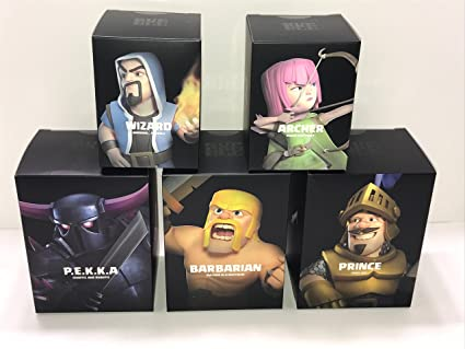 Buy Supercell Clash Royale/Clash Of Clans Wizard Figure