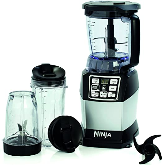 Sistema de cocina compacto Nutri Ninja ® con Auto IQ BL490EU ...
