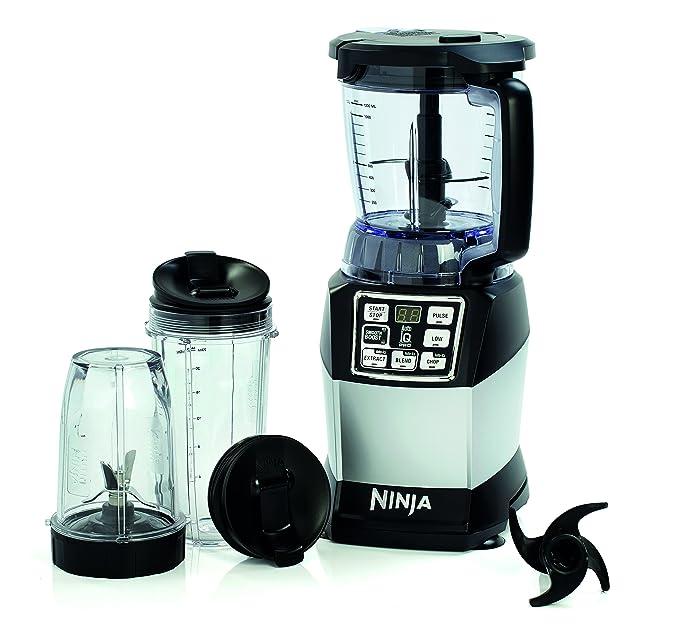 Sistema de cocina compacto Nutri Ninja ® con Auto IQ BL490EU