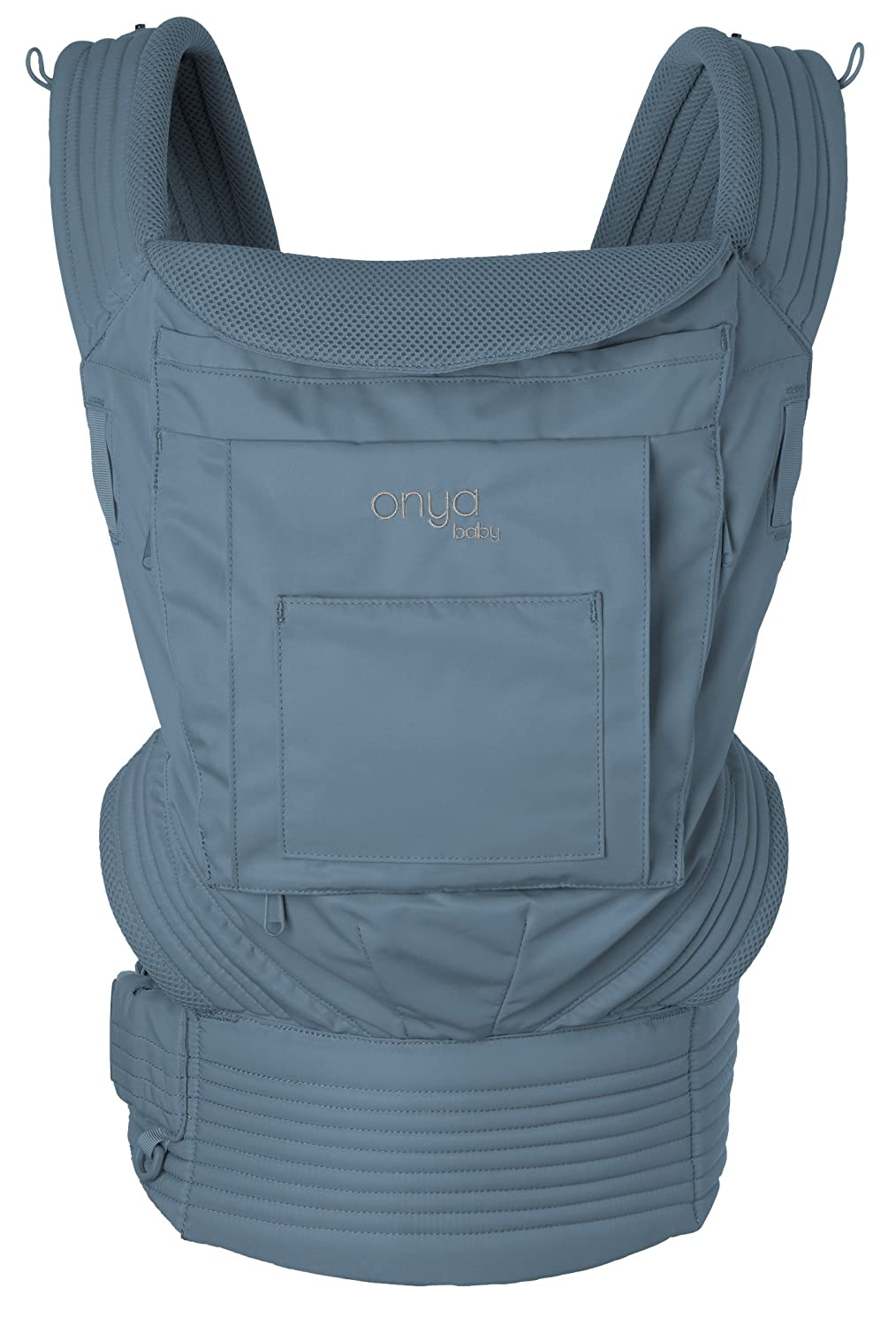 Onya Baby NexStep Ergonomic Front and Back Infant to Toddler Carrier – Neptune