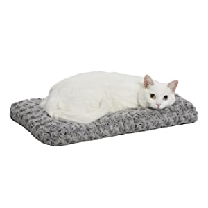 Plush Pet Bed | Ombré Swirl Dog Bed & Cat Bed