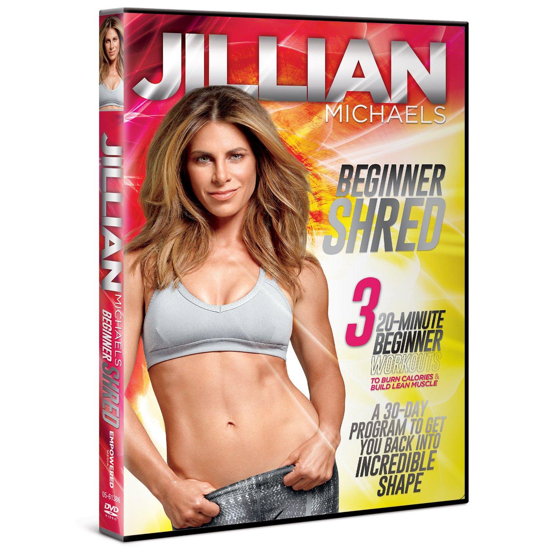 Jillian Michaels - Beginner Shred Gaiam Fitness/Self-Help Movie