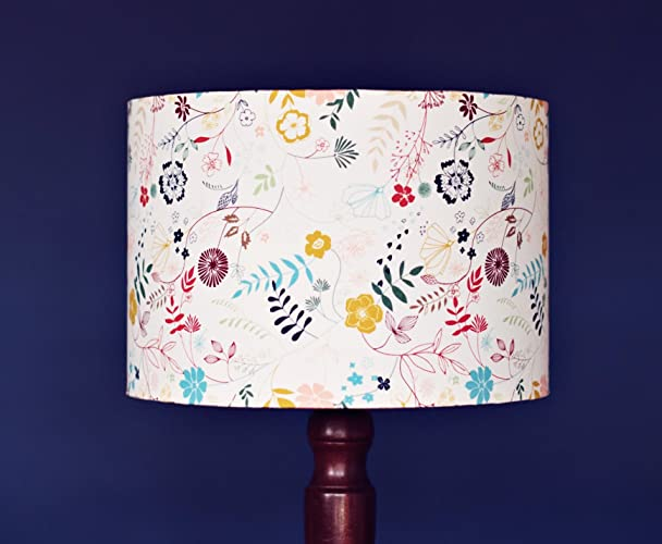 Amazon floral lampshade white lampshade luminous field floral lampshade white lampshade luminous field lampshade flower lamp floral lamp shade mozeypictures Choice Image