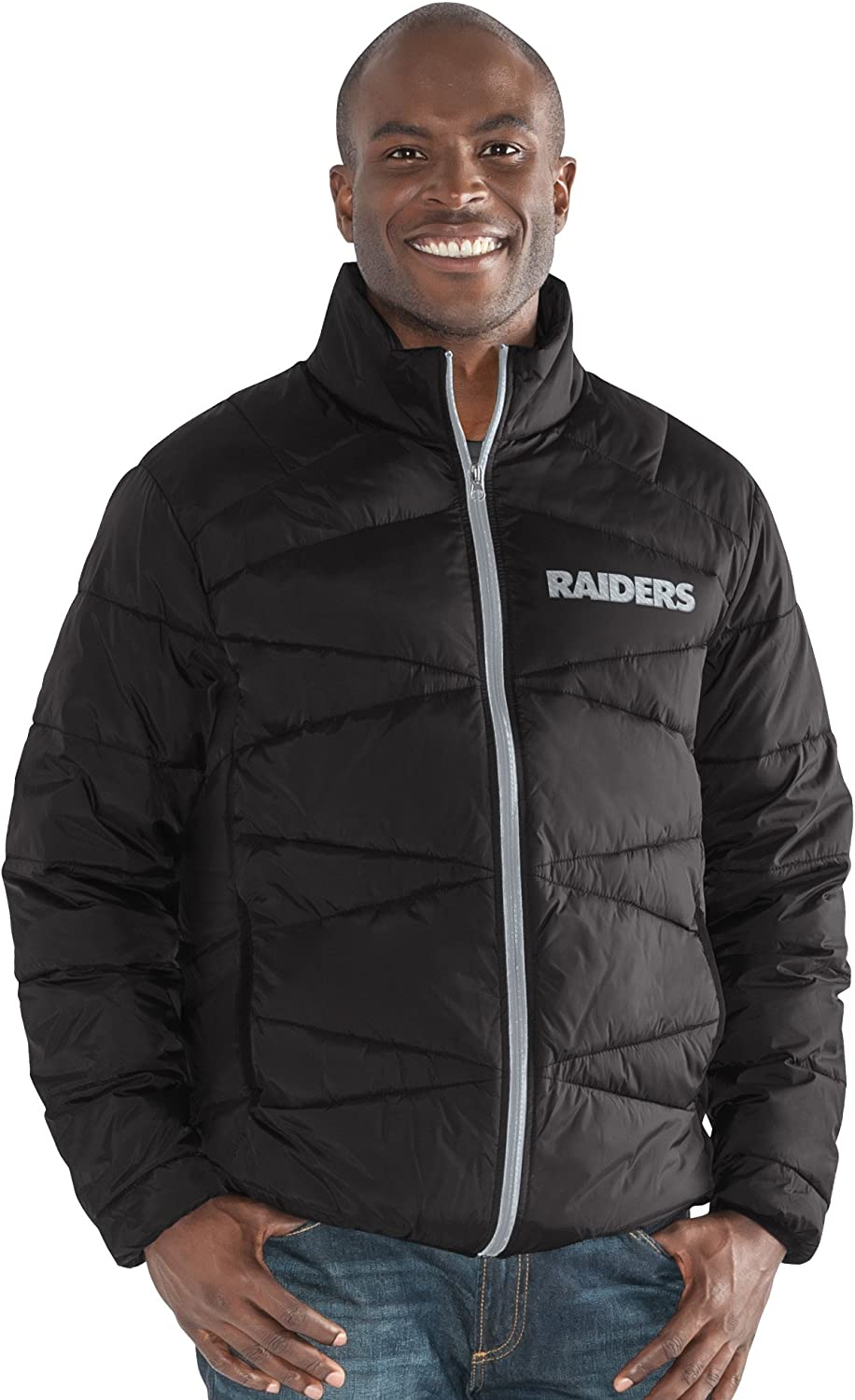 G-III Sports by Carl Banks Adult Men The Blitz Full Zip Packable Jacket