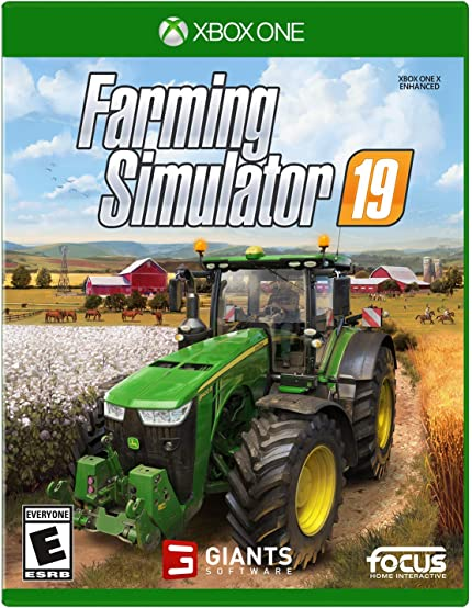 Farming Simulator 19   Xbox One by By          Maximum Games