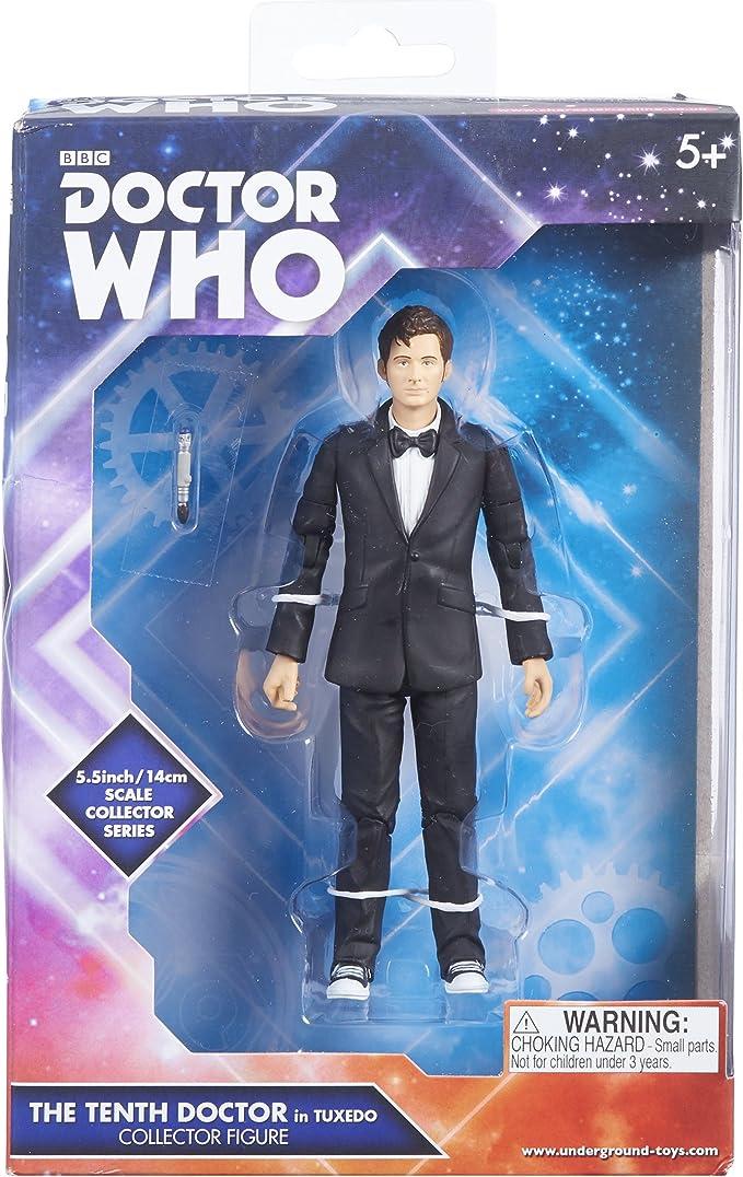 Doctor Who 06285 10th Doctor en Esmoquin: Amazon.es: Juguetes y juegos