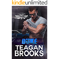 Duke (Blackwings MC Book 2)