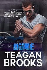 Duke (Blackwings MC Book 2) Kindle Edition