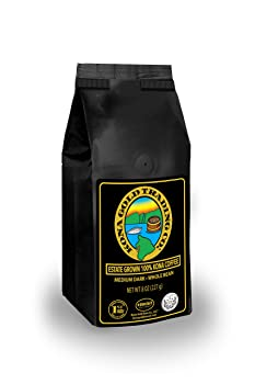 Kona Gold Coffee Whole Beans