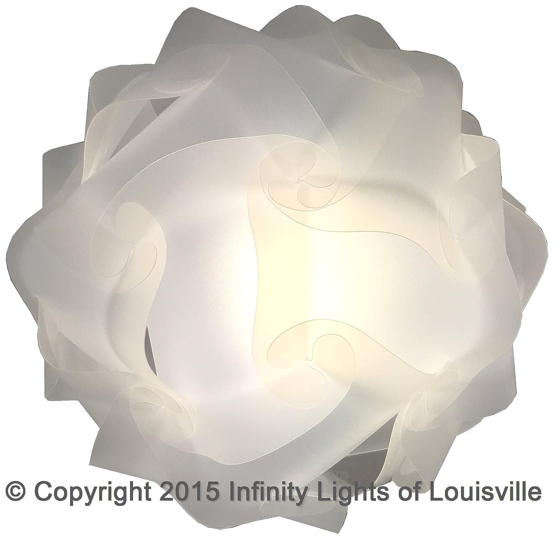 超高品質で人気の Frost Large infinityライト B077SMR5XX、IQライト、luvalamps Frost、Jigsawパズルライト Large、ランプ、ZEライト30 Pieceパックアメリカ B077SMR5XX, 手作り工房遊:e436f76c --- clubavenue.eu