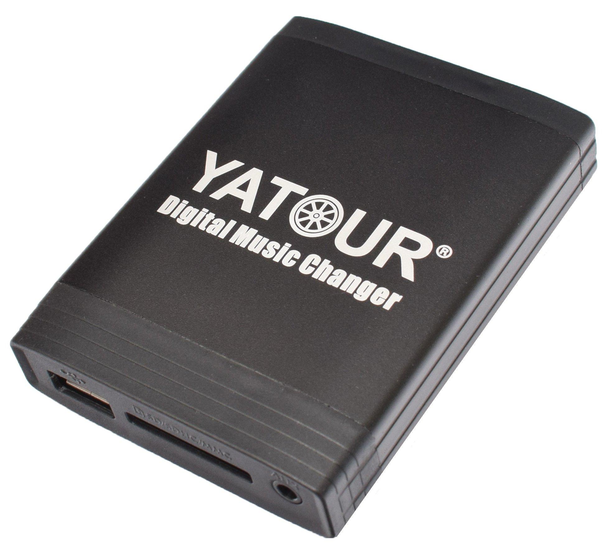 USB mp3 AUX adaptador Honda Goldwing sc47 gl1800