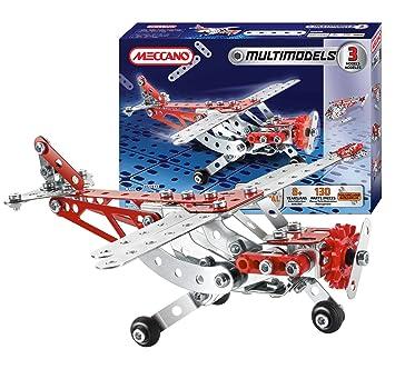 Meccano Niños833555Amazon Juego es Para De Construcción 5Aq43LRj