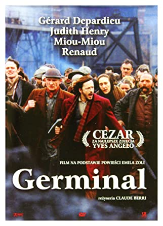 Germinal [DVD] [Region 2] (Audio français)