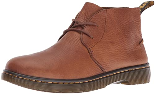 Mens Dr es Grizzly Boots EuAmazon 41 Ember Tan martens Leather SMUVzp
