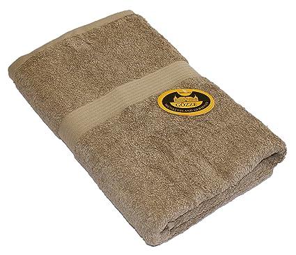 Gözze Toalla de baño (70 x 140 cm, 100% algodón, calidad 550