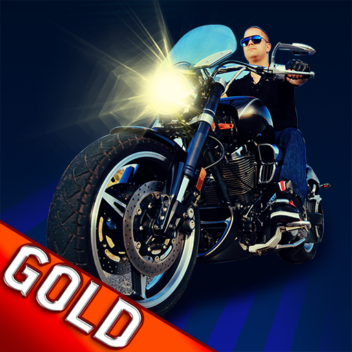 Sons Of Liberty   The Anarchy Bike Free Motorcycle Riders In The City Roads   Gold Edition