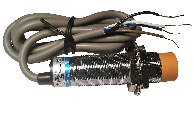 initeq] LJ18 A3 – 8-Z/CX NC + NO inductiva Sensor de proximidad ...
