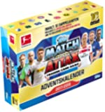Topps BL18-AC1 - Adventskalender Match Attax Bundesliga 2017 / 2018