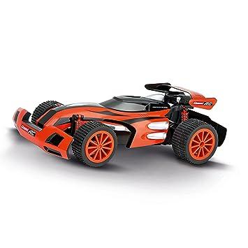 Carrera RC - Coche con radiocontrol Buggy - Turbo Fire, escala 1:16 (370160108): Amazon.es: Juguetes y juegos