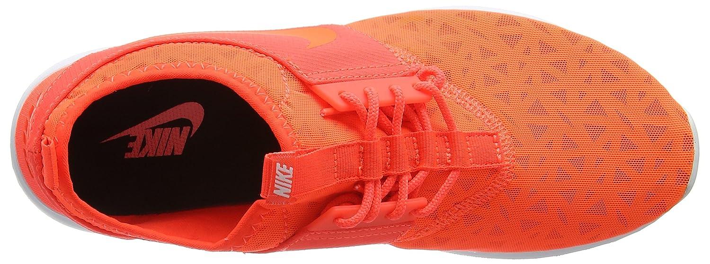 NIKE Damen WMNS Juvenate Sneakers, Crimson/schwarz) Rot (Total Crimson/Weiß/Total Crimson/schwarz) Sneakers, 446c75