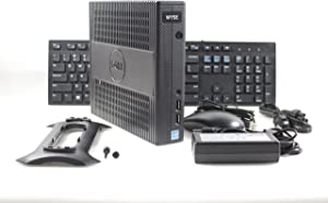 Dell Wyse Zx0Q 7020 AMD GX-415GA 1.50 GHz 4GB DDR3 SDRAM 8GB SSD SUSE Linux Enterprise Ethernet RJ45 Thin Client 8WF82-SP-WWW