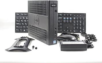 Dell Wyse Zx0Q-7020 WiFi ThinClient  AMD GX-420CA 2.0GHz 4GB RAM 16GB SSD 8WF82
