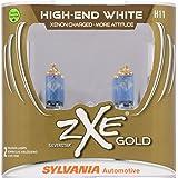 Amazon Com Sylvania 9005 Silverstar Zxe High Performance