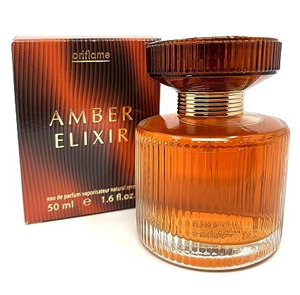 Amber Elixir Eau De Parfum Amazoncouk Beauty