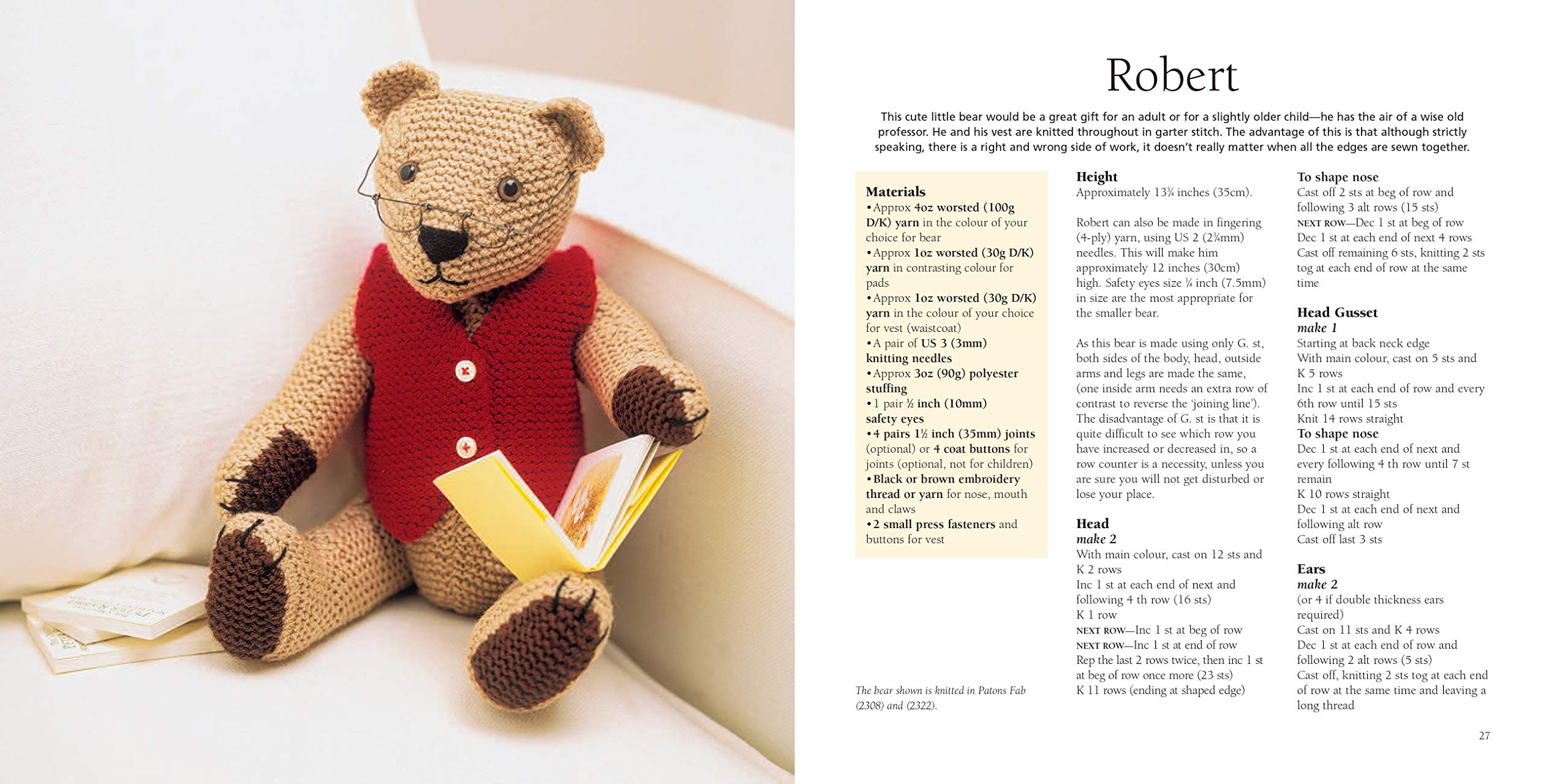34 Crochet Teddy Bear Patterns | Guide Patterns | 1280x2560