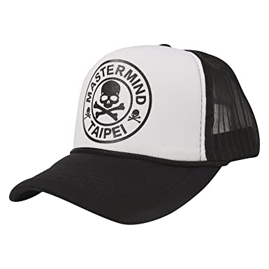 ILU Men s Mesh Baseball Cap White   Black Freesize  Amazon.in  Clothing    Accessories 35f890dab352