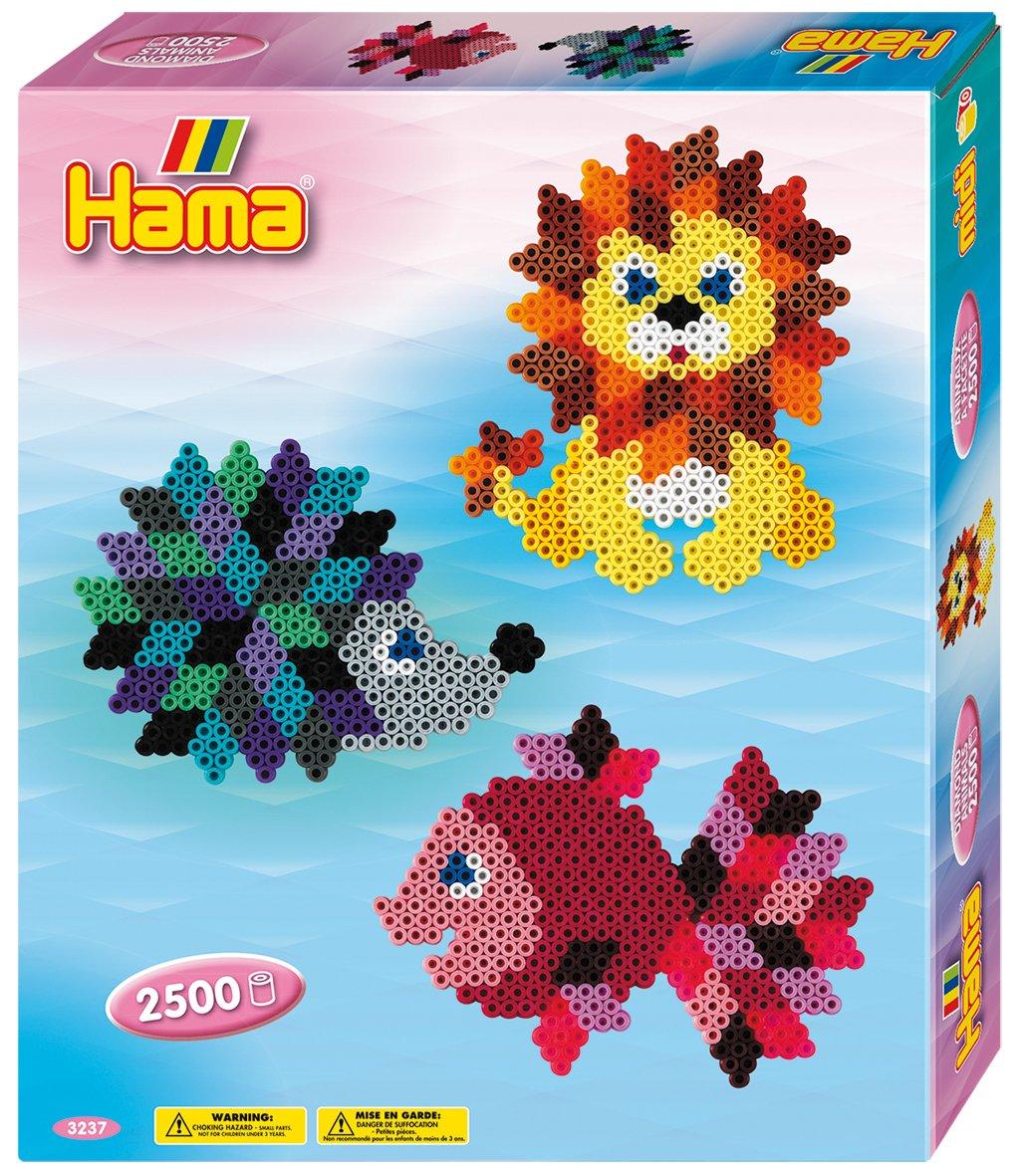 Hama Beads Geometric Animals 10.3237