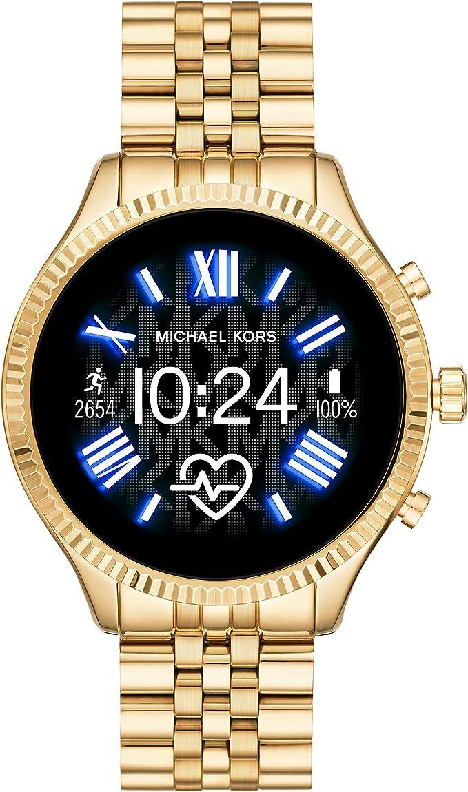 Amazon.com: Michael Kors Access Lexington 2 Smartwatch ...