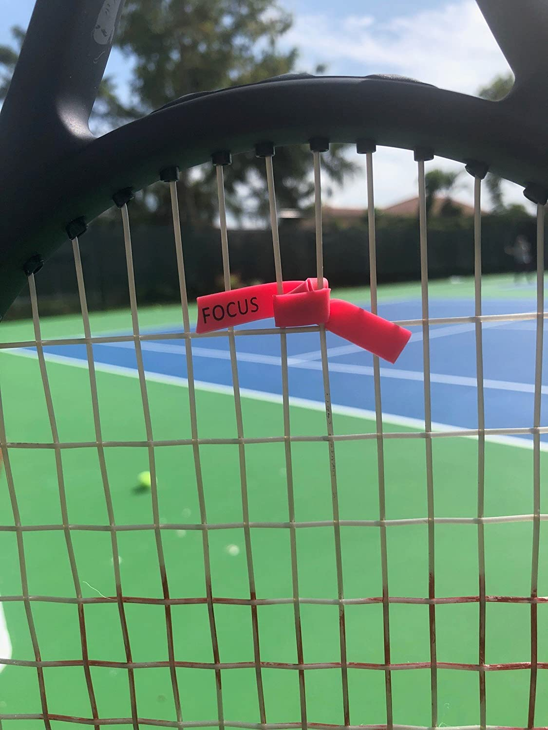 Vibraband Tennis Vibration Dampener Absorbs Shock from Racquetball /& Squash Rackets Pack of 3