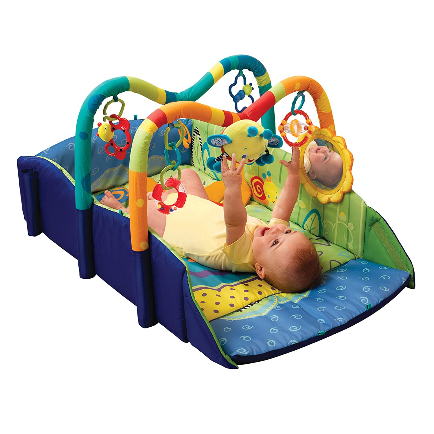 Amazon Bright Starts Baby s Play Place Play Mat