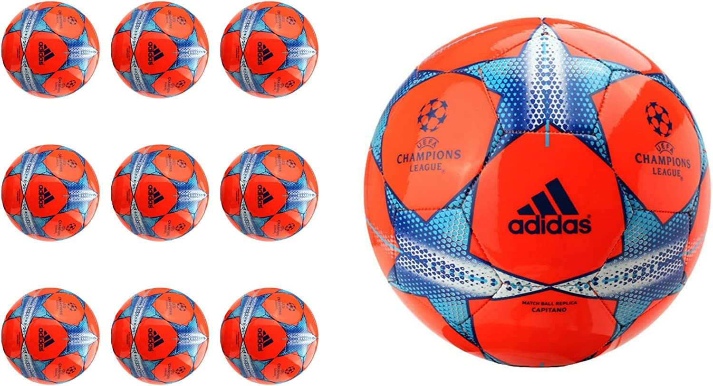adidas 10 x Finale 15 Capitano Conjunto de balones de fútbol Ball ...