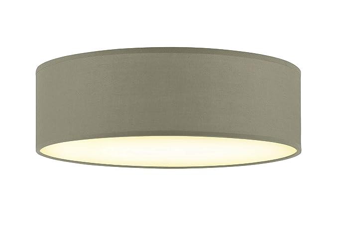 Plafoniera Tessuto Design : Briloner leuchten plafoniera Ø 30 cm 2 x e14 max. 40 watt