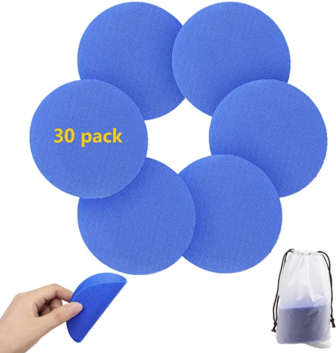 Round Carpet Marker Spot Sit Markers For Classroom Sport Easy Teach Tools QZ