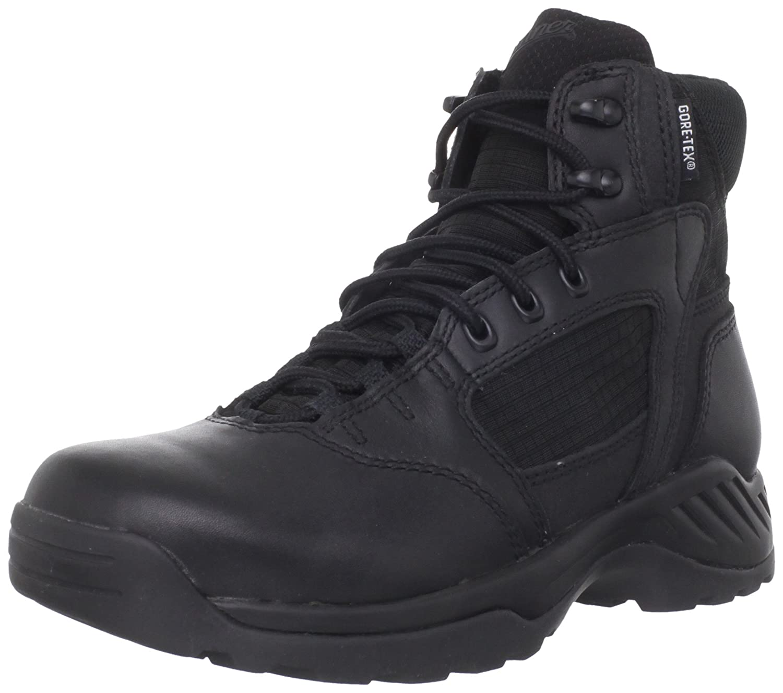 Danner Women's Kinetic 6 Inch Boot B007FN635G 10.5 B(M) US Black