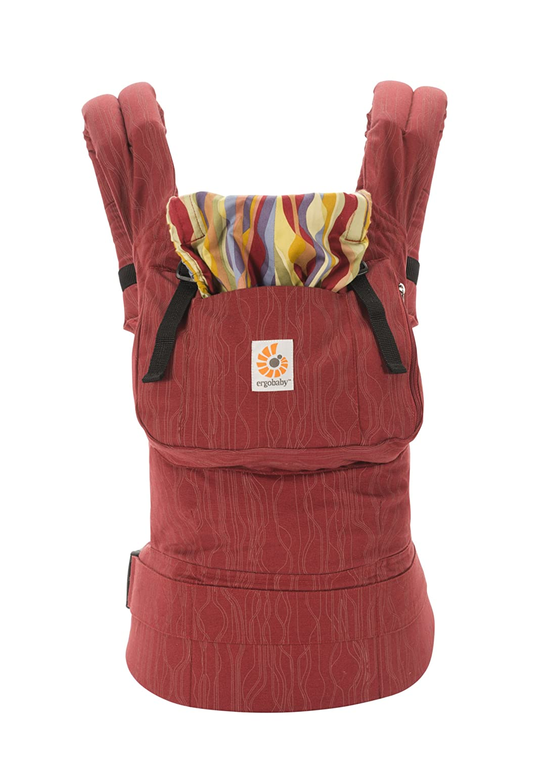Ergobaby Original Baby Carrier, Sangria Discontinued by Manufacturer
