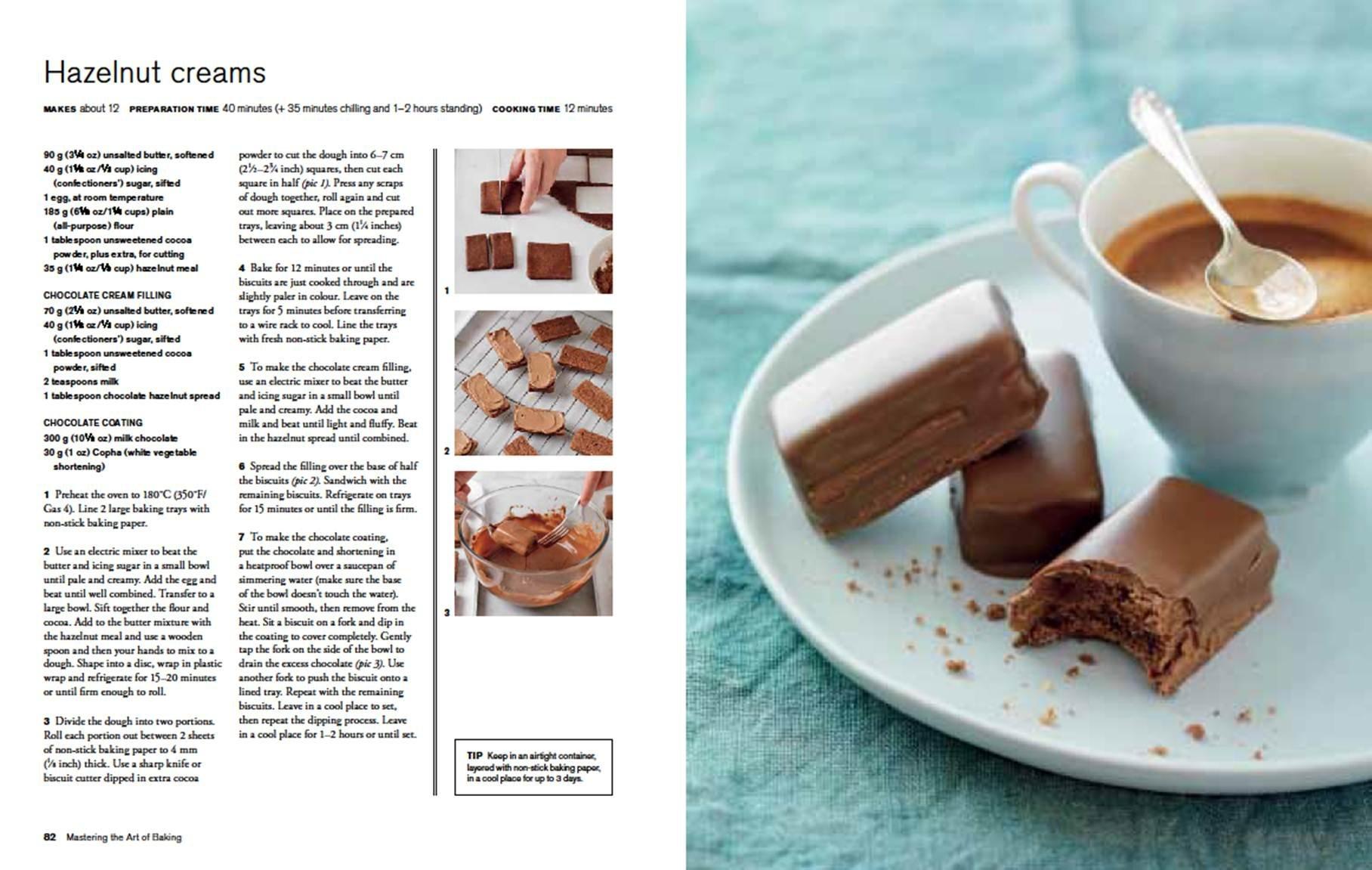 Mastering the Art of Baking: Anneka Manning: 9781742663876: Amazon.com:  Books