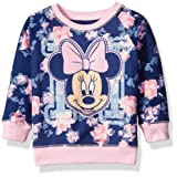 Amazon Price History for:Disney Baby Girls' Minnie Mouse Floral All Over Print French Terry Sweatshirt