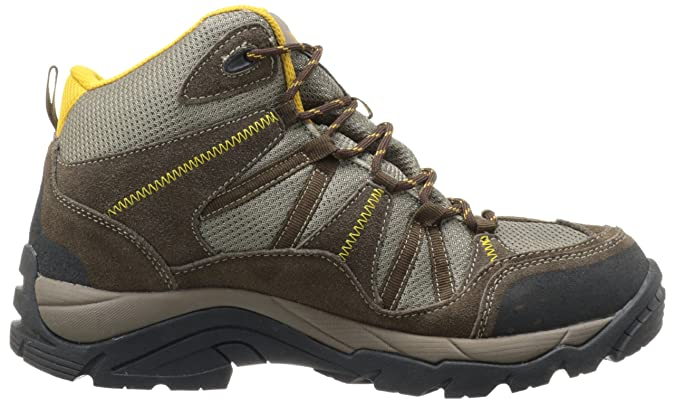Northside Mens Montero Leather Waterproof Hiking Shoe