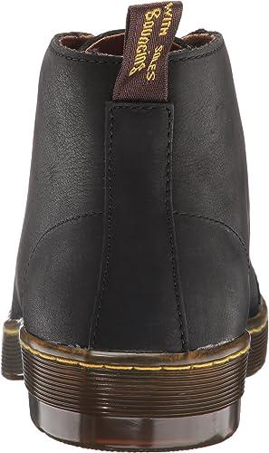 Dr.Martens Mens Coburg Wyoming Black Leather Boots 44 EU
