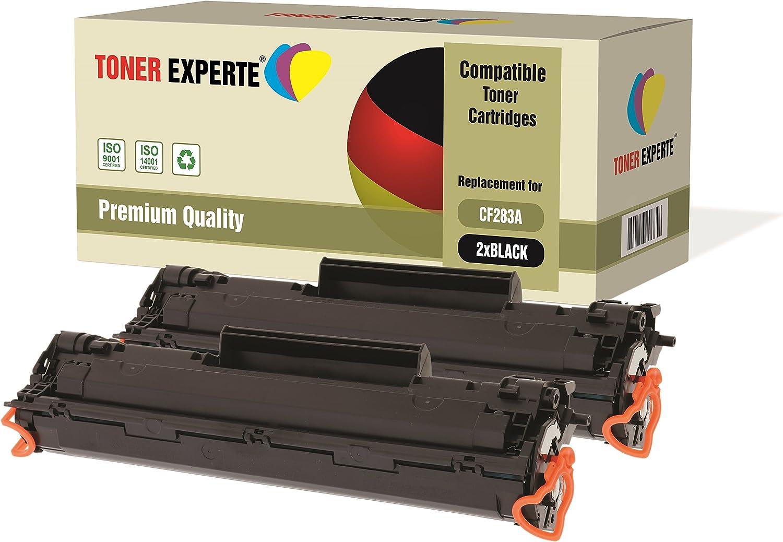 7 Pack Black 83A CF283A Compatible Toner Cartridge Replacement for HP Laserjet Pro M201n M201dw MFP M225dn MFP M126nw MFP M125r MFP M127fn MFP M128fw Printers Toner Cartridge.