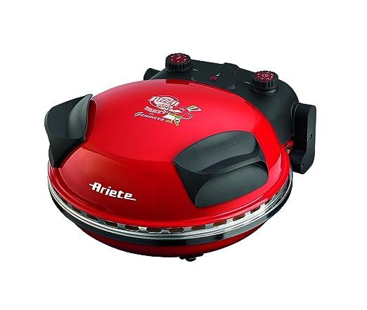 Ariete 905 1pizza(s) 1200W Rojo fabricante de pizza y hornos ...