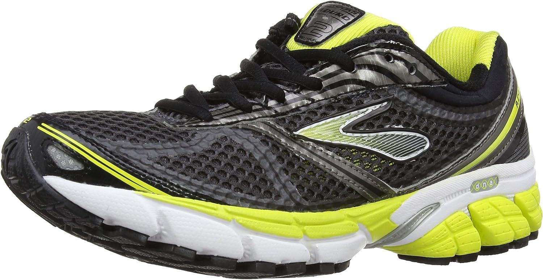 Browar Timing Systems Aduro 2 - Zapatillas de running, color negro (Black/Anthracite/Sulphur Spring), talla 41: Amazon.es: Zapatos y complementos