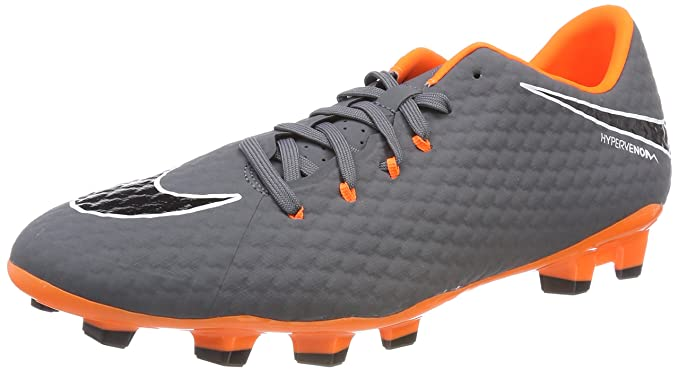 wholesale dealer 3f8c5 e9828 Nike Men's Hypervenom Phantom 3 Academy FG Cleat